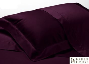 Купить Наволочка BOSTON Jefferson Sateen Dark Plum 135028