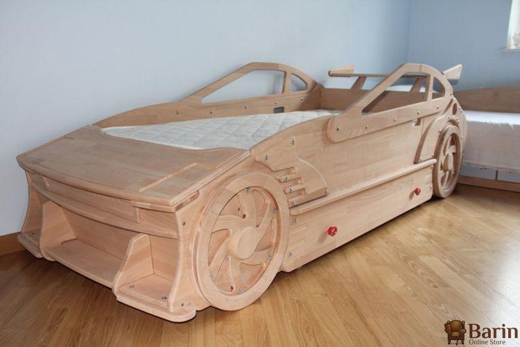 Кроватка Sport Car