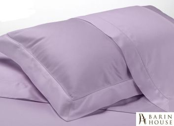 Купить Наволочка BOSTON Jefferson Sateen Lilac (oxford) 134962
