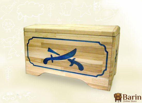 Сундук для игрушек Седьмой океан