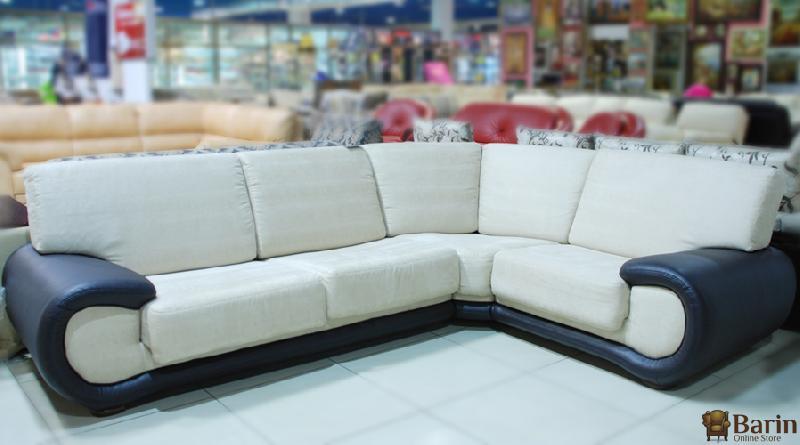 угловой диван бостон 5 мягкая мебель matrix купить