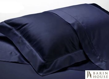 Купить Наволочка BOSTON Jefferson Sateen Dark Blue 135174