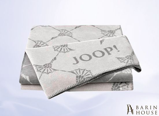 Плед JOOP! CF ALOOVER Rauch-Graphit