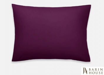 Купить Наволочка BOSTON Jefferson Sateen Dark Plum 155900