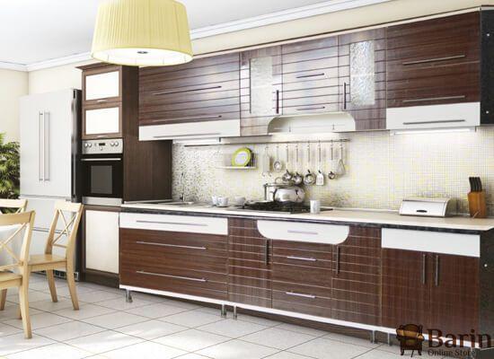 Кухня Нимфа симба белая