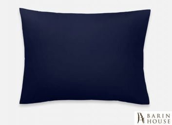 Купить Наволочка BOSTON Jefferson Sateen Dark Blue 155886