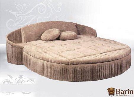 кровать круглая каприз купить недорого взрослые кровати из ткани